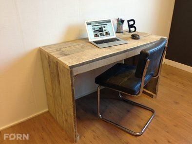 Bauholz Büro Schreibtisch