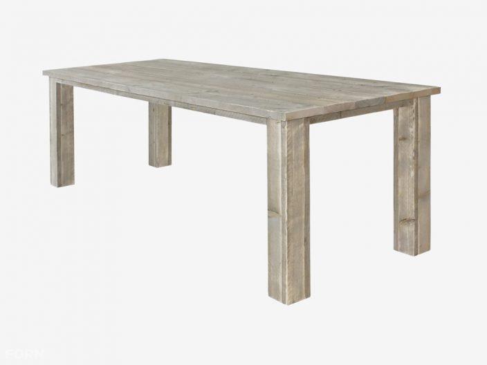 Bauholz Tisch Milan
