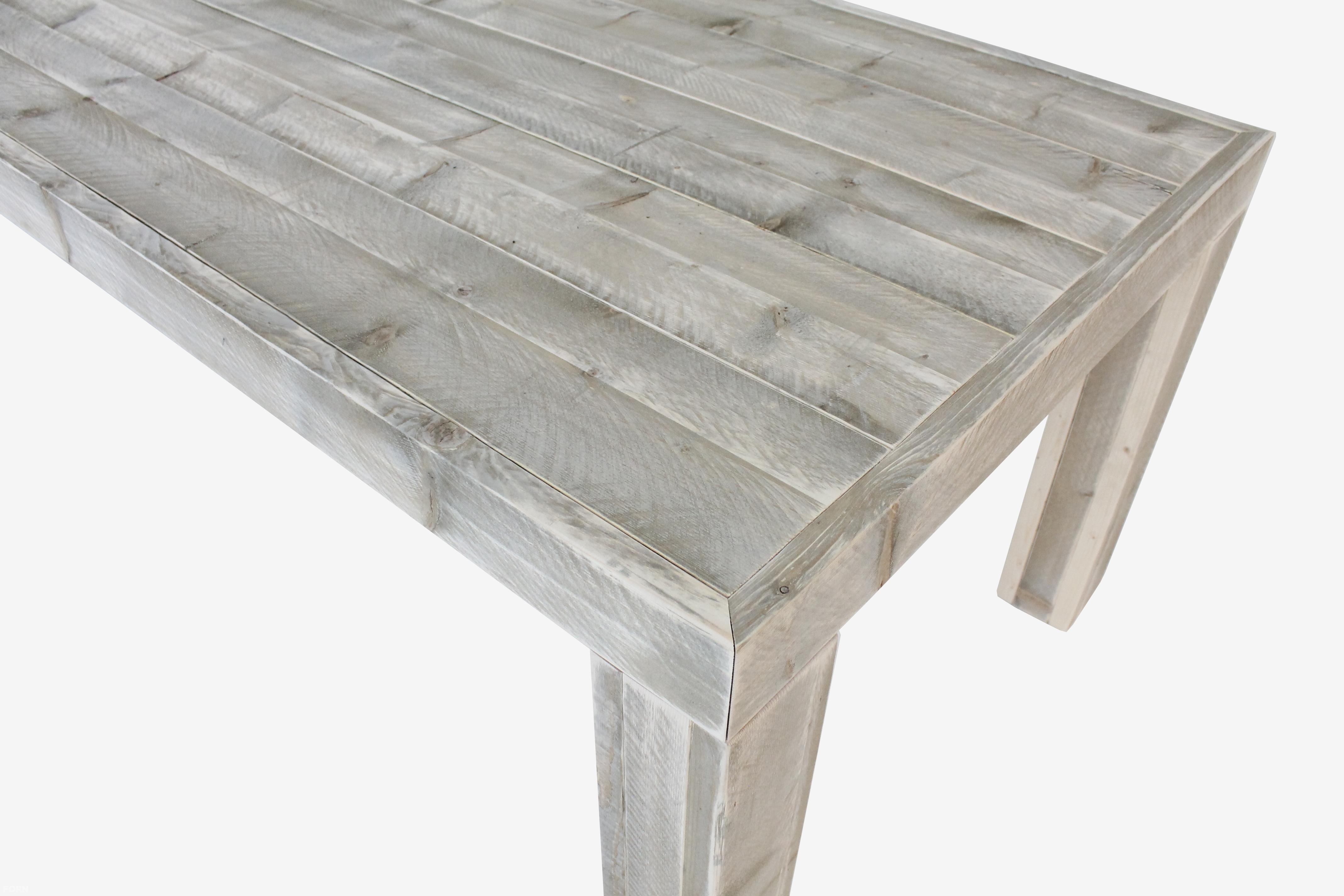 Bauholz Tisch Linus