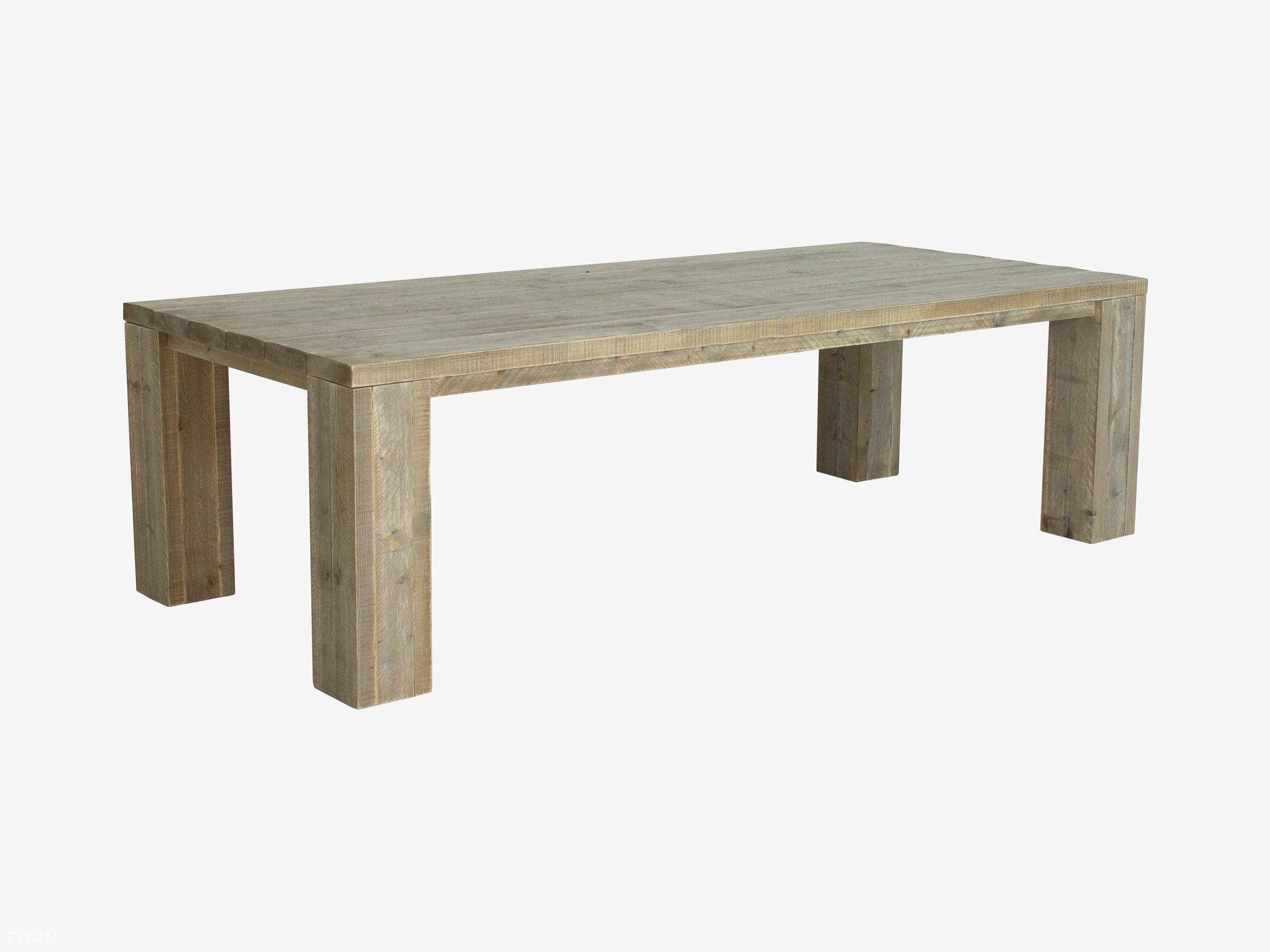 """Bauholz Tisch """"Kilian"""" - Bauholz Möbel, hergestellt aus altem Bauholz"""
